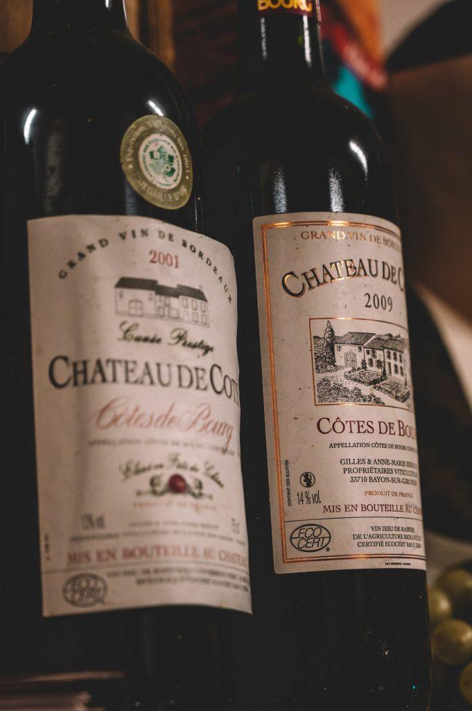 Bouteilles Château de Côts