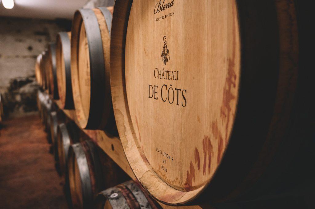 Chai Château de Côts